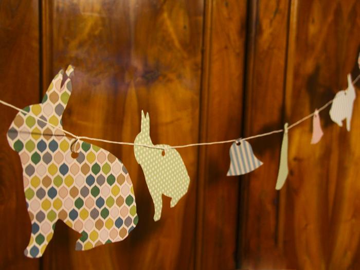 Guirlande de Pâques (Diy)