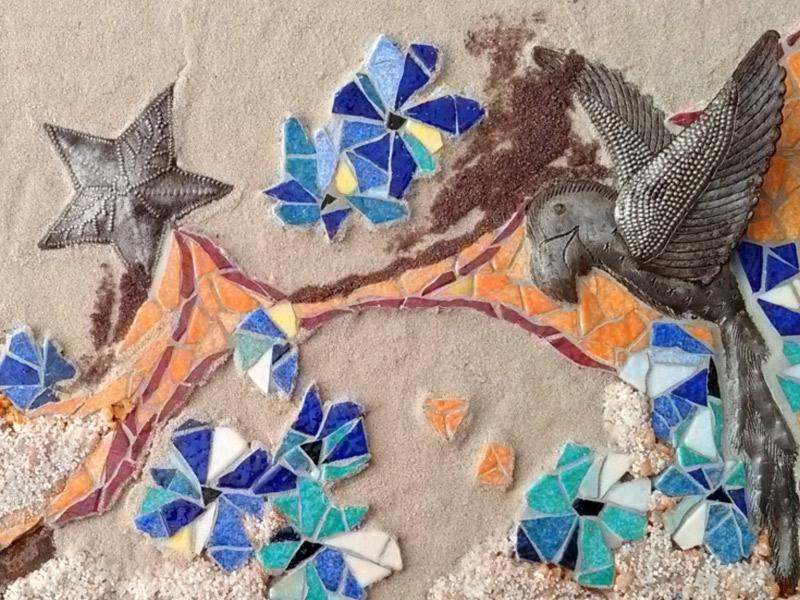 Les mosaïques de Lucie
