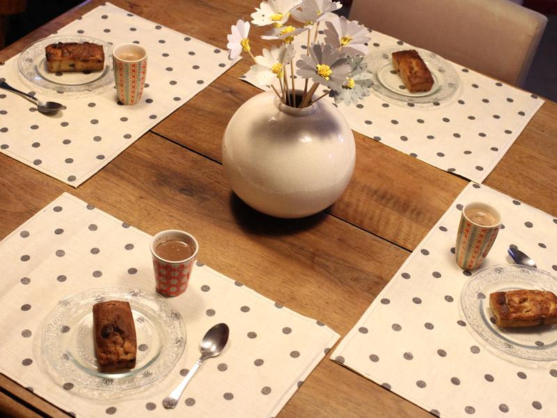 Atelier Tit Fées : Cake banane-chocolat