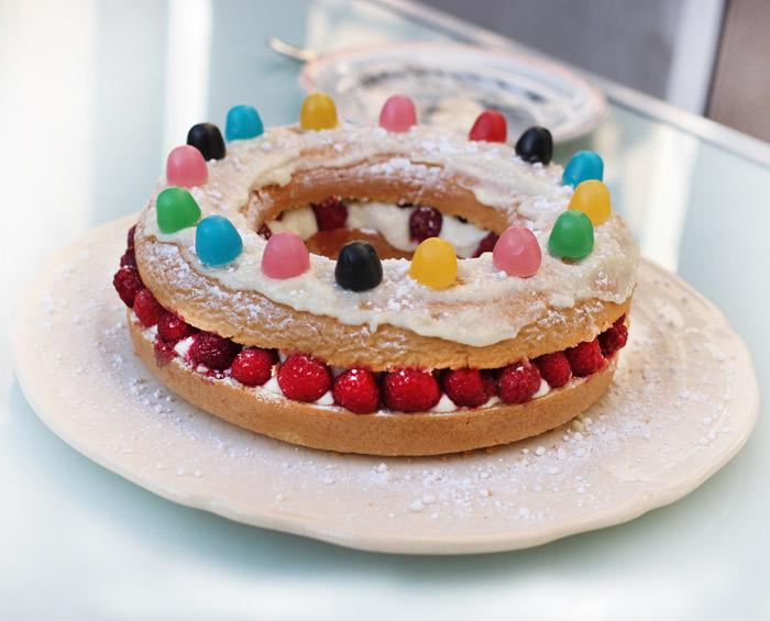 Le Corona Cake des Tit Fées