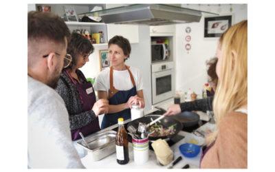 Toquez chez Nat : l'incontournable atelier cuisine
