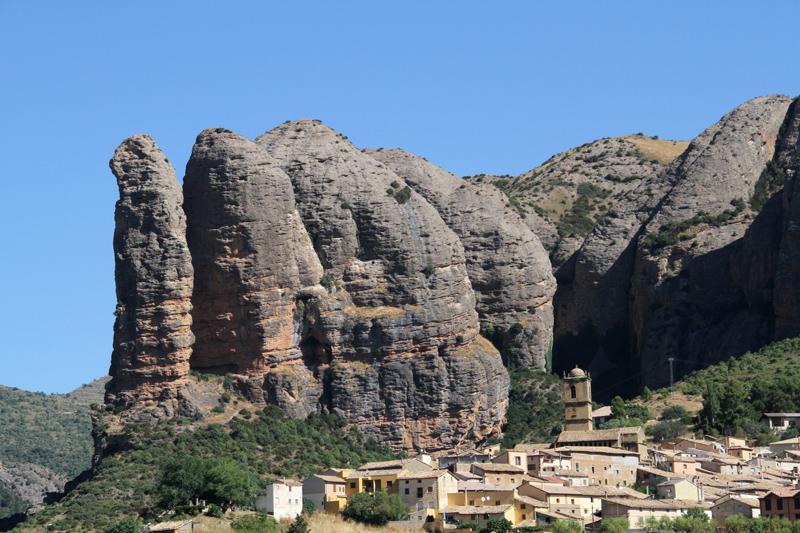 Loarre et Riglos – Aragon