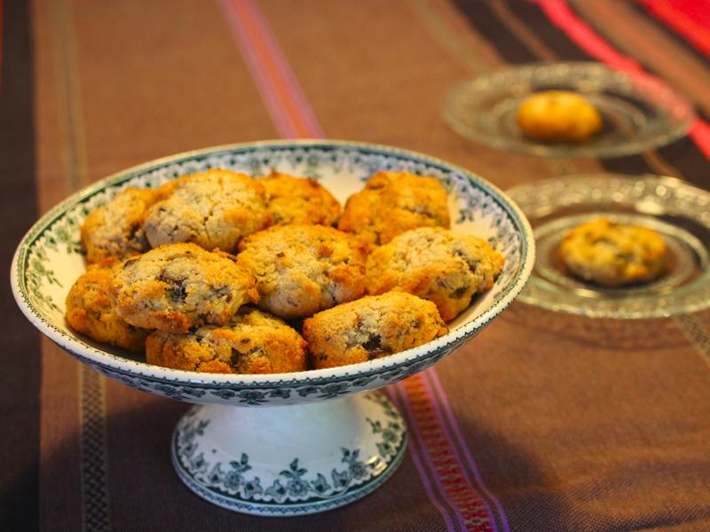 Coco cookies (sans gluten)