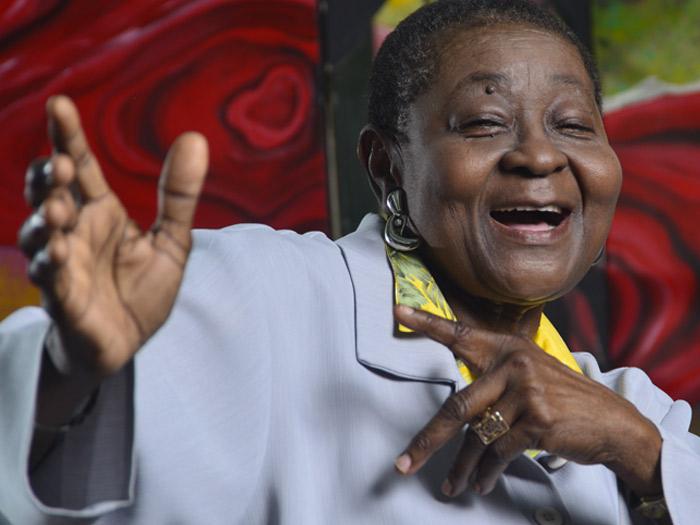 Calypso Rose «I am African»