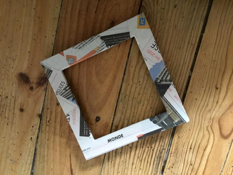 Recyclez vos journaux & magazines
