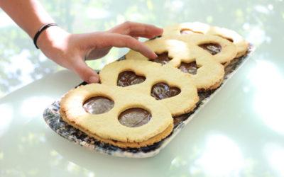 Lunettes chocolat-pralinoise